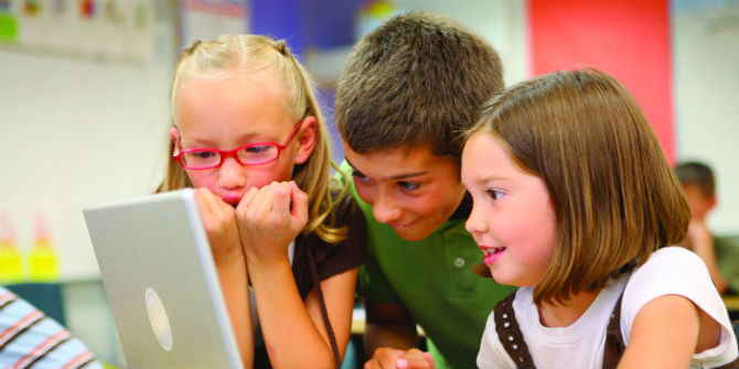 Could 'hide by default' be a solution to online privacy concerns for children?
