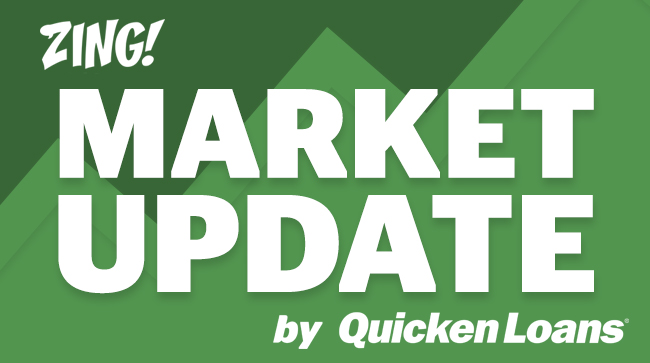 Mortgage Rates Continue to Rise Alongside Stocks – Market Update – ZING Blog by Quicken Loans
