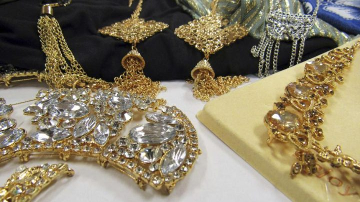 AP Exclusive: Toxic metal found in chain stores' jewelry | National News