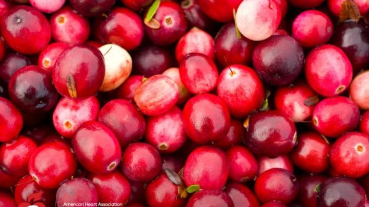 Be Thankful for Cranberries' Health Benefits All Year Long