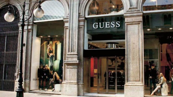 Guess reports Q3 loss, pays European Commission fine  Chain Store Age