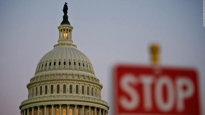 How will a potential government shutdown affect holiday plans?