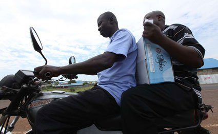 Could Kenyans still be eating tainted fish from China?