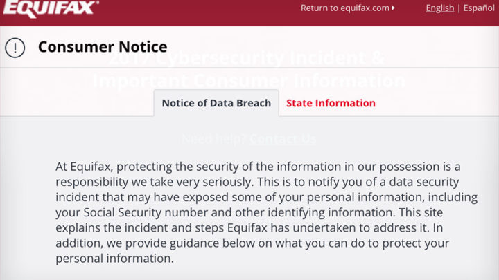 You Get 'Free' Identity Theft Monitoring