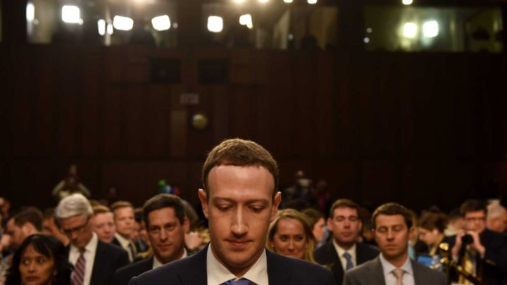 The Technology 202: Washington and Silicon Valley crashed into each other in 2018