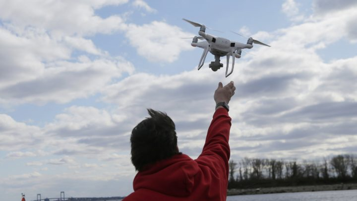 A look at what happens when drones get near airports
