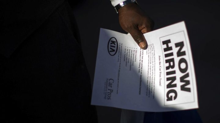 U.S. weekly jobless claims race to near one-and-a-half year high
