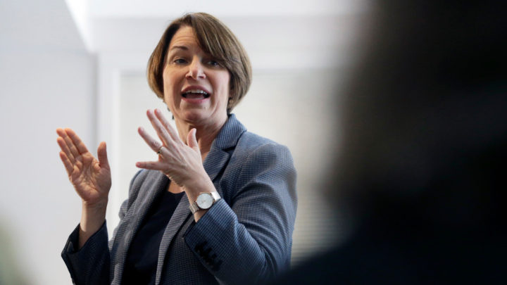Klobuchar defends her record on regulating medical devices – Twin Cities