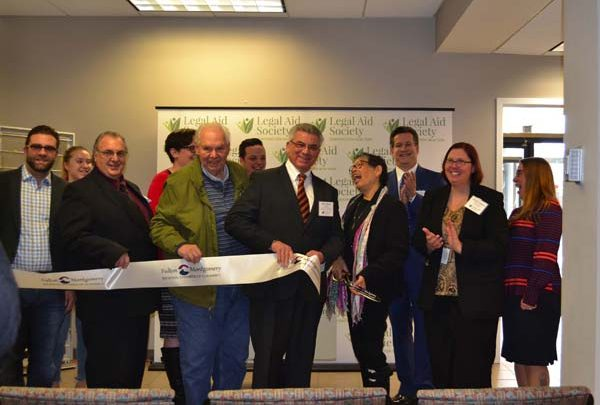 Legal Aid Society of Northeastern N.Y. celebrates the opening of new location | News, Sports, Jobs