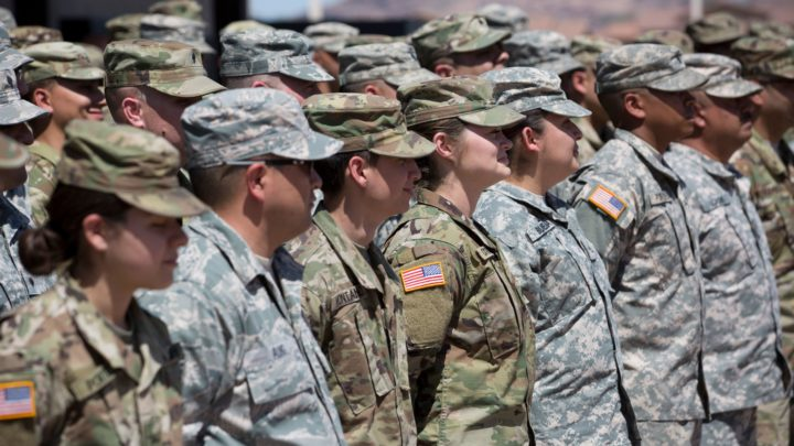For military families, financial concerns outweigh deployment issues