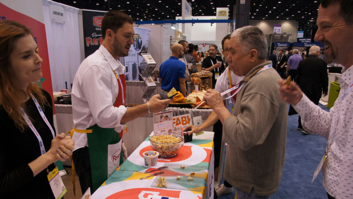 Menu experts survey today's, tomorrow's trends