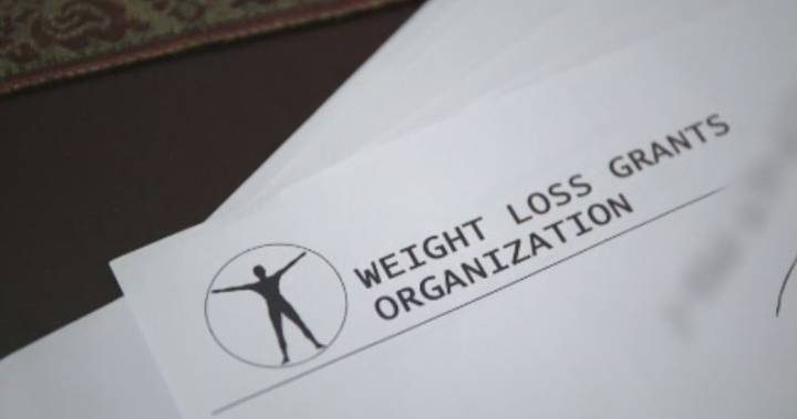Weight Loss Grants posts customer health information without consent