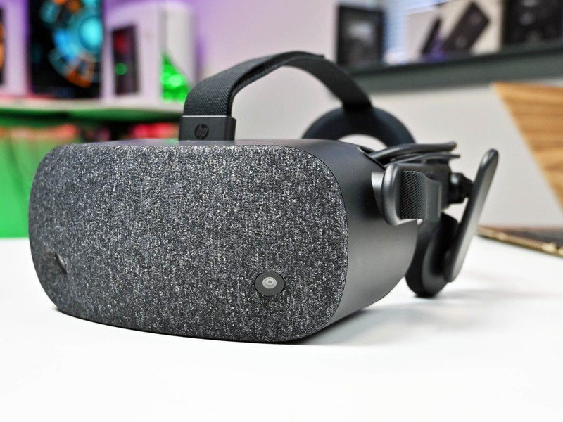 HP Reverb headset review: Windows Mixed Reality meets higher resolution