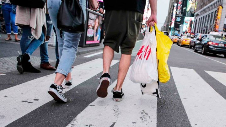 Consumers are America's not so secret weapon to lift economy
