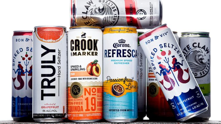 Hard seltzer is this summer's biggest scam