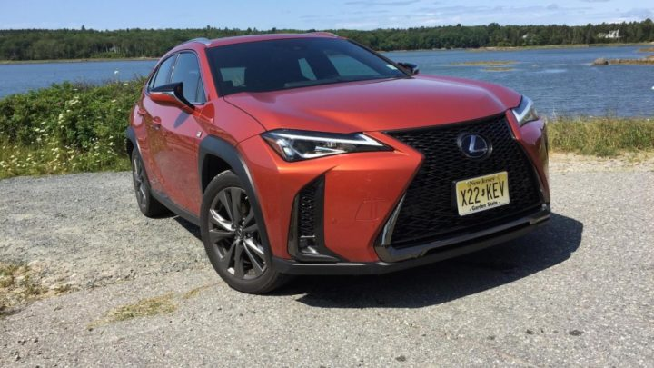 On the Road Review: Lexus UX250h