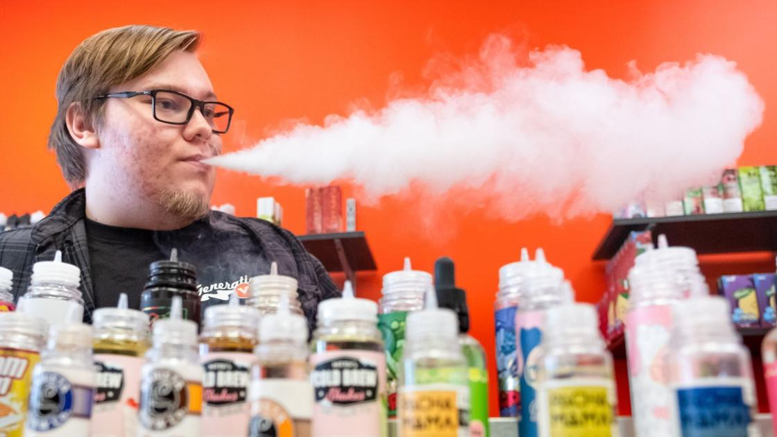 No talk yet of banning vaping, e-cigarette use in Lincoln | Local Government
