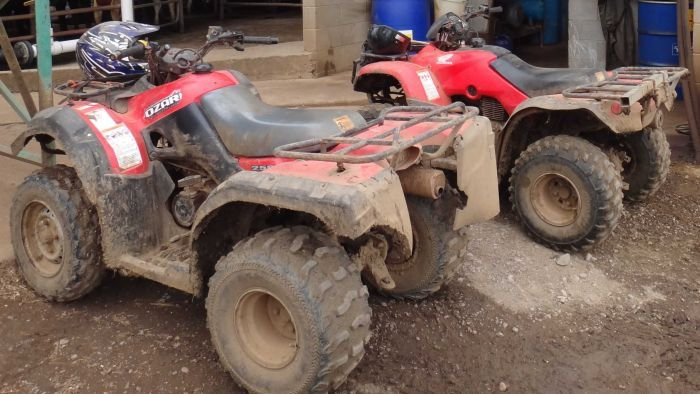 Federal Government set to introduce new quad bike laws requiring crush protection devices