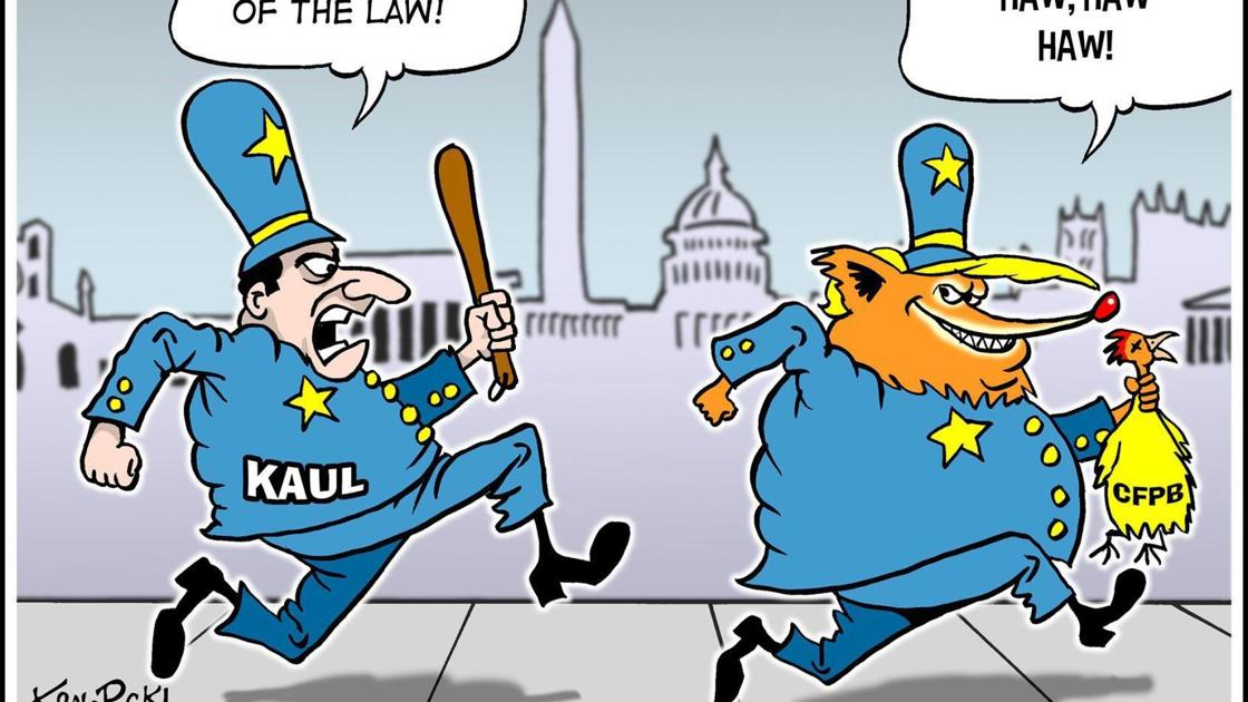 Zweifel column: Kaul takes steps to support consumer protections | Opinion