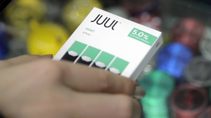 Juul called off safety talk after finding out it would be public