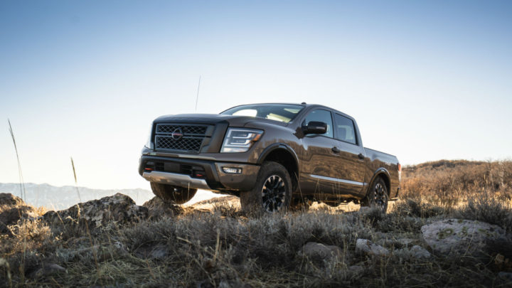 2020 Nissan Titan Pickup Review: Better than Ever, Better Late than Never