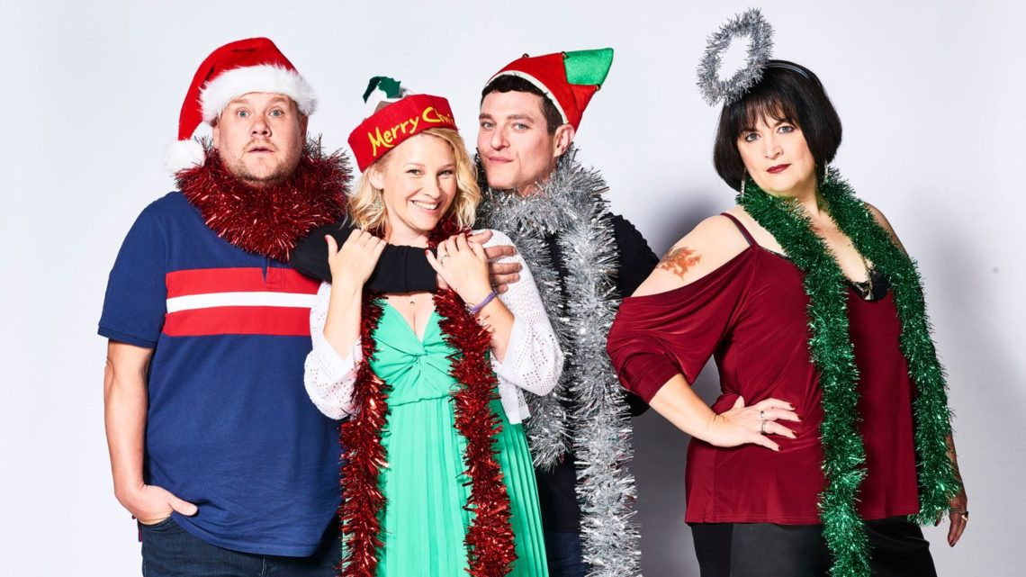 Gavin And Stacey Christmas Special: Cast thought Corden's call was a scam | Ents & Arts News