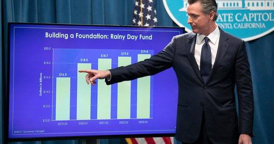 What Gavin Newsom's $222 Billion Budget Says About California's Priorities | Lost Coast Outpost