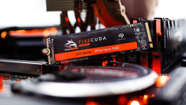 Seagate FireCuda 520 SSD Review: Big Performance in an Expensive Package