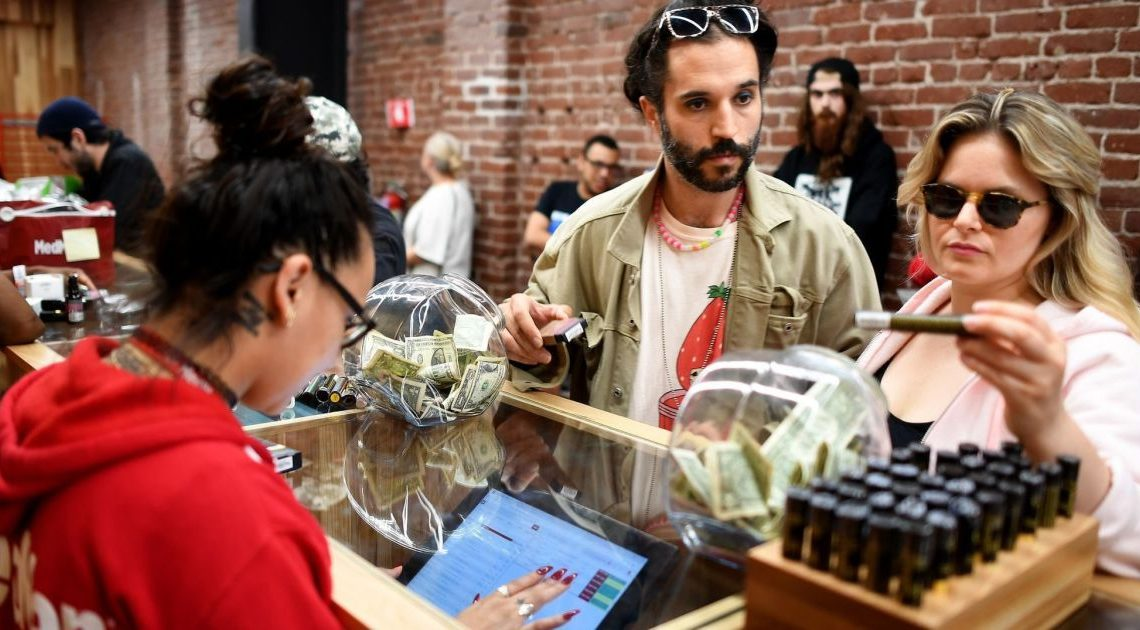 California lawmakers trying again to lower pot taxes