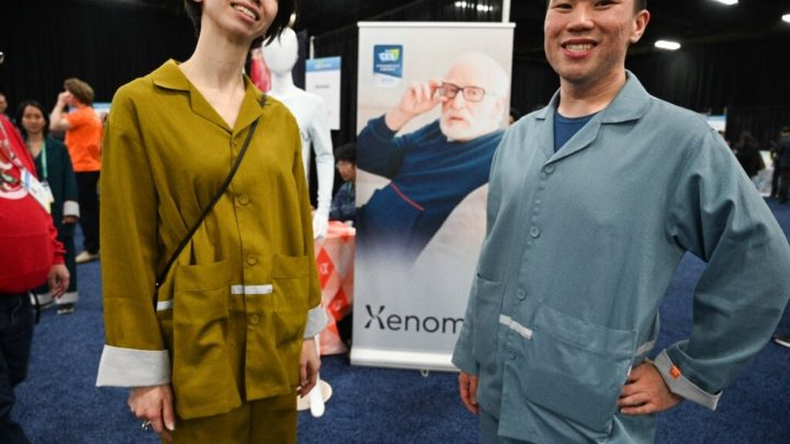 Seniors get special attention at consumer tech show