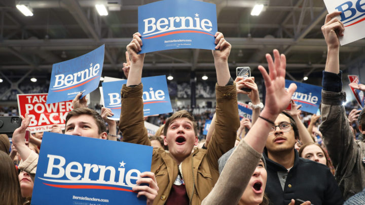 This One Chart Explains Why Young Voters Back Bernie Sanders