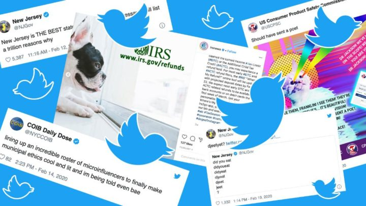 These government Twitter accounts weren't hacked. They're sassy, fun and strange on purpose