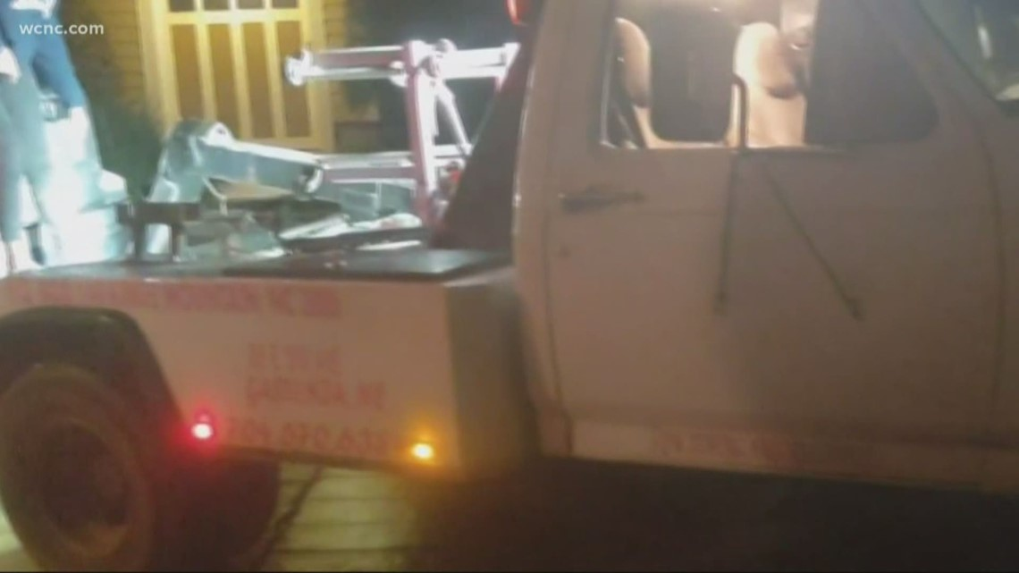Gastonia towing company at center of another heated exchange