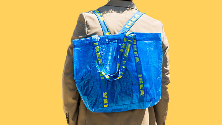The Mystery of the $2,000 Ikea Shopping Bag