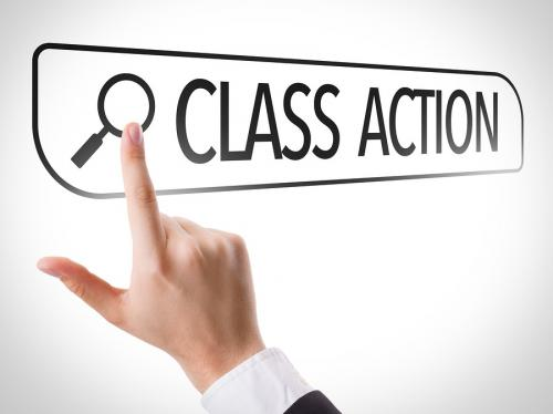 Class Actions Put Financial Services in Crosshairs