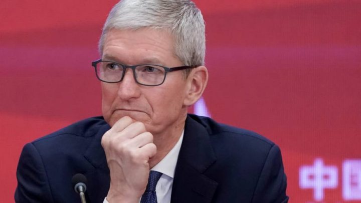 Apple grilled by shareholders over China censorship