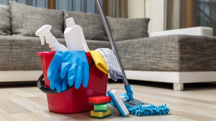 Amid coronavirus outbreak, here are ways to clean and disinfect around the house – Real Estate – The Review