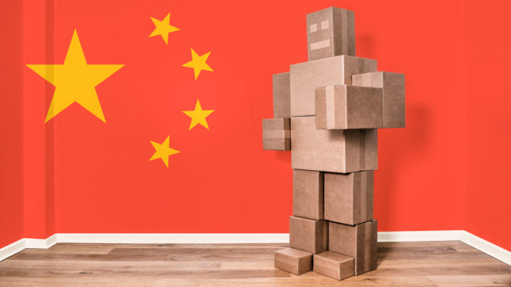 In the Face of Lockdown, China's E-Commerce Giants Deliver