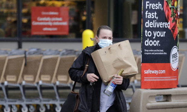 Pandemic forces possible 'permanent consumer shift' to grocery delivery