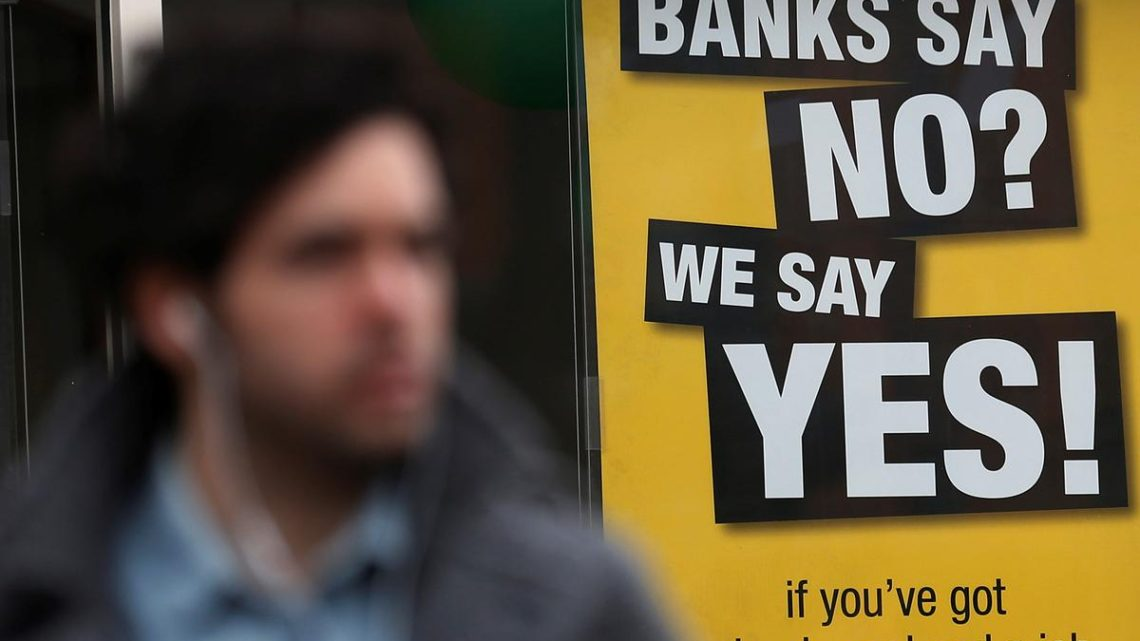 Britons spurned by banks caught in a coronavirus credit crunch