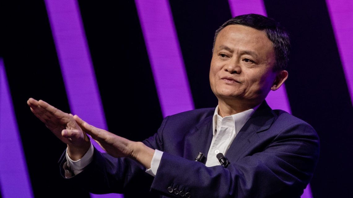 Jack Ma's New Chieftain Lays Out His Plan to Fend Off Tencent