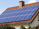 Homeowners snap up green energy option