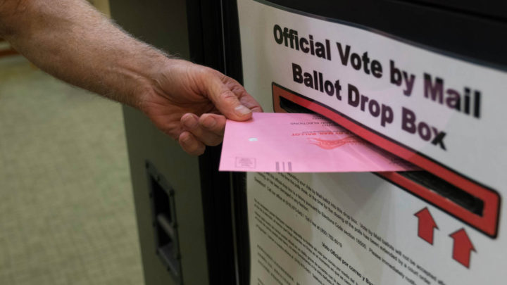 What's On The Ballot? Here's A Look At California's 2020 Propositions