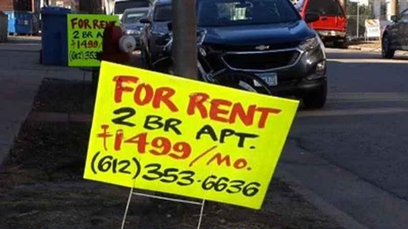 Rent's due, again: Monthly anxieties deepen as aid falls off