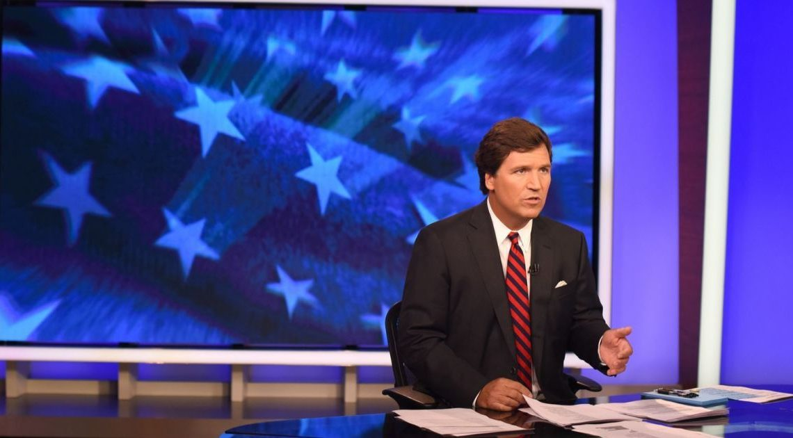Tucker Carlson addresses show writer fired over hate speech