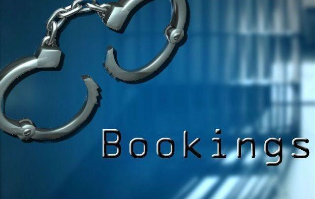 Aiken County police bookings for Sept. 12 | News
