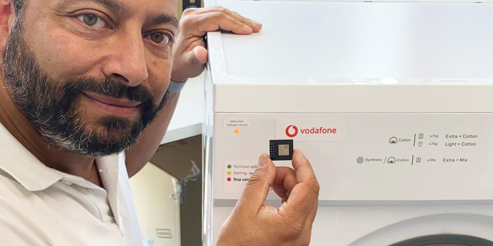 IoT News – Vodafone 'Smart' product recall system allows manufacturers to warn consumers of faulty goods