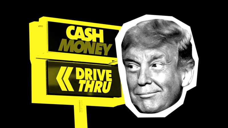 Payday Lenders Gave Trump Millions. Then He Helped Them Cash in on the Working Poor.