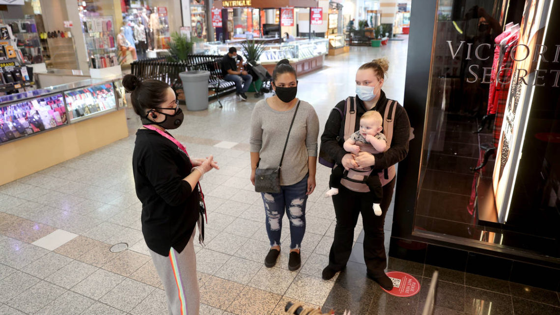 Thanksgiving Day: Retailers halt in-store shopping amid pandemic