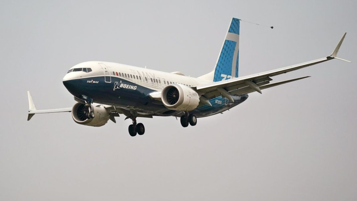 FAA clears Boeing 737 Max to fly again